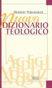 Nuovo dizionario teologico