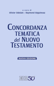 Libro Concordanza tematica del Nuovo Testamento