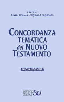 Concordanza tematica del Nuovo Testamento - copertina