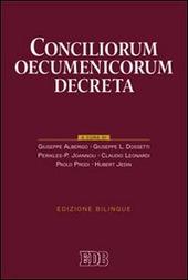 Conciliorum oecumenicorum decreta. Ediz. bilingue