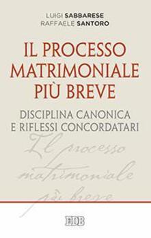 Equilibrifestival.it Il processo matrimoniale più breve. Disciplina canonica e riflessi concordatari Image