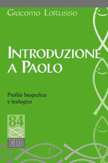 Antondemarirreguera.es Introduzione a Paolo. Profilo biografico e teologico Image