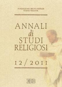 Foto Cover di Annali di studi religiosi (2011). Vol. 12, Libro di  edito da EDB