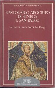 Libro Epistolario apocrifo di Seneca e san Paolo