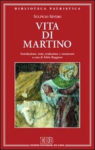 Libro Vita di Martino Severo Sulpicio