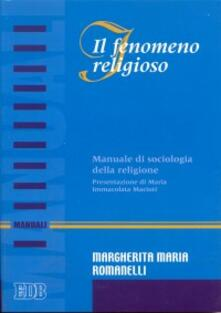 Filmarelalterita.it Il fenomeno religioso. Manuale di sociologia della religione Image