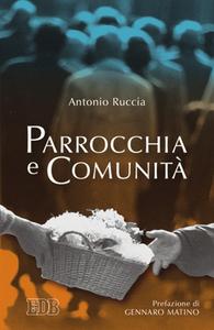 Libro Parrocchia e comunità Antonio Ruccia