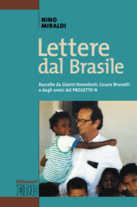 Libro Lettere dal Brasile Nino Miraldi