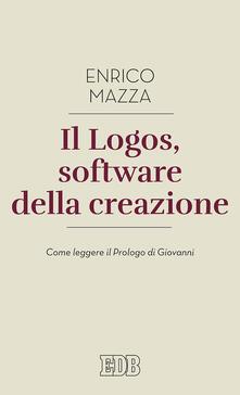 Recuperandoiltempo.it Il logos, software della creazione. Come leggere il prologo di Giovanni Image