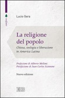 Radiospeed.it La religione del popolo. Chiesa, teologia e liberazione in America Latina Image
