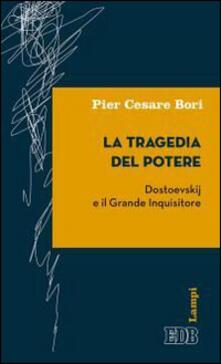Antondemarirreguera.es La tragedia del potere. Dostoevskij e il grande inquisitore Image