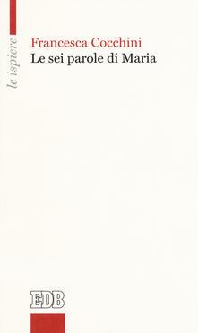 Le sei parole di Maria.pdf