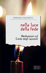 Libro Nella luce della fede. Meditazioni sul credo degli apostoli Stefano Cucchetti