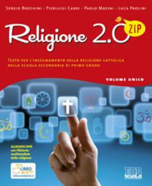 Vitalitart.it Religione 2.0 Zip. Testo per l'insegnamento della religione cattolica. Per la Scuola media Image