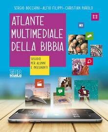 Vitalitart.it Atlante multimediale della Bibbia. Sussidio per alunni e insegnanti Image