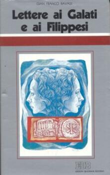 Listadelpopolo.it Lettere ai Galati e ai Filippesi. Ciclo di conferenze (Milano, Centro culturale S. Fedele) Image