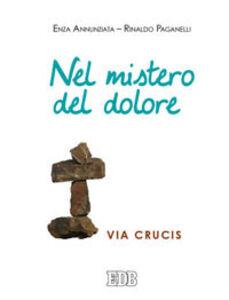 Foto Cover di Nel mistero del dolore. Via Crucis, Libro di Enza Annunziata,Rinaldo Paganelli, edito da EDB