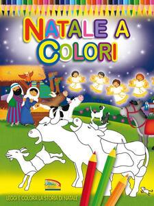 Natale a colori - Jan Godfrey,Paula Doherty - copertina