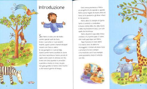 Foto Cover di Papa Francesco parla ai bambini, Libro di Grace Ellis,Paola Bertolini Grudina, edito da EDB 1
