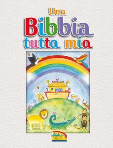 Foto Cover di Una Bibbia tutta mia, Libro di Sally Ann Wright,Honor Ayres, edito da EDB