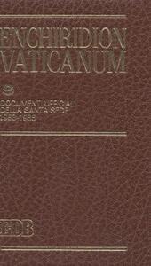 Enchiridion Vaticanum. Vol. 9: Documenti ufficiali della Santa Sede (1983-1985).
