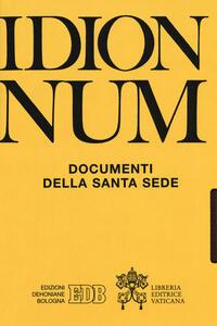 Enchiridion Vaticanum. Vol. 31: Documenti della Santa Sede.