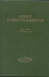 Codice di diritto canonico. Testo ufficiale