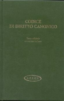 Grandtoureventi.it Codice di diritto canonico. Testo ufficiale Image