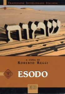 Libro Esodo. Versione interlineare in italiano
