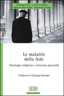 Ascotcamogli.it Le malattie della fede. Patologia religiosa e strutture pastorali Image