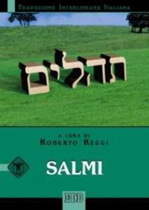 Salmi. Versione interlineare in italiano - copertina