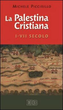 Winniearcher.com La Palestina cristiana I-VII secolo Image