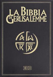 Foto Cover di La Bibbia di Gerusalemme, Libro di  edito da EDB