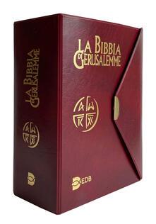 Radiospeed.it La Bibbia di Gerusalemme Image