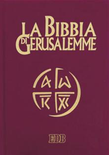 Winniearcher.com La Bibbia di Gerusalemme Image