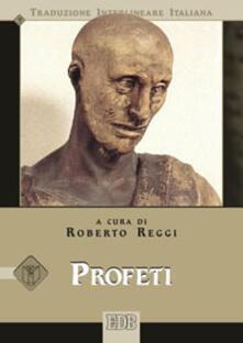 Profeti. Versione interlineare in italiano.pdf