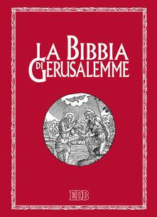 Antondemarirreguera.es La Bibbia di Gerusalemme Image