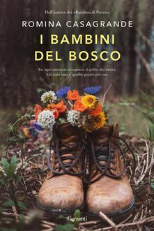 I bambini del bosco - Romina Casagrande - copertina