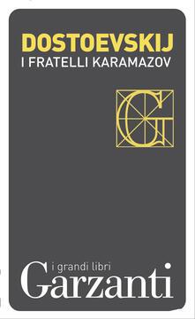 I fratelli Karamazov - Fëdor Dostoevskij,Maria Rosaria Fasanelli - ebook