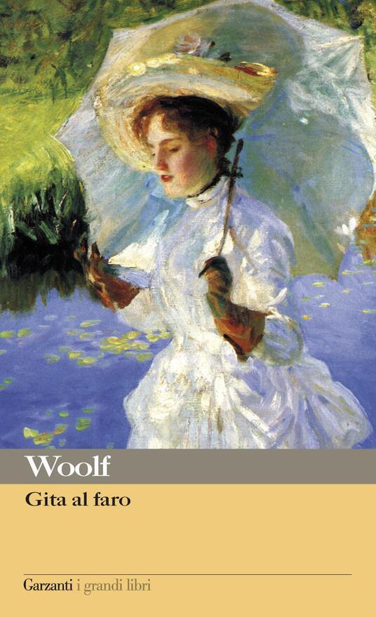 Gita al faro - Giulia Celenza,Virginia Woolf - ebook