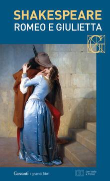 Romeo e Giulietta. Testo inglese a fronte - Silvano Sabbadini,William Shakespeare - ebook