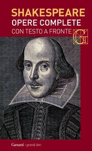 Ebook Opere complete. Testo inglese a fronte Shakespeare, William