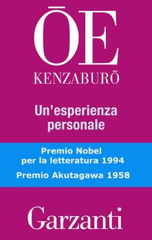 Un' esperienza personale - Nicoletta Spadavecchia,Kenzaburo Oe - ebook