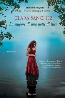 Lo stupore di una notte di luce - Clara Sánchez,Enrica Budetta - ebook