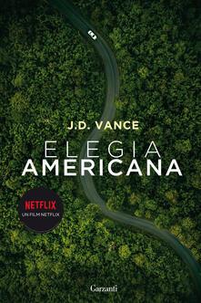 Elegia americana - Roberto Merlini,J. D. Vance - ebook