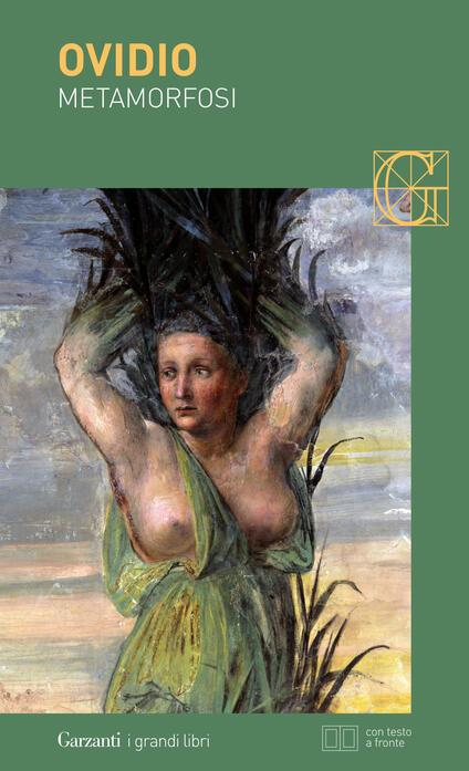 Metamorfosi. Testo latino a fronte. Ediz. integrale - P. Nasone Ovidio,Ramous Michele - ebook