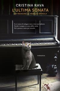 Ebook ultima sonata. Un'indagine di Ardelia Spinola Rava, Cristina