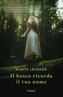 Nicocaradonna.it Il bosco ricorda il tuo nome Image