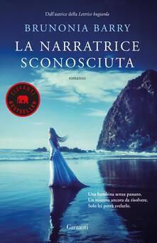 La narratrice sconosciuta - Brunonia Barry - copertina