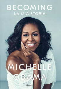 Becoming. La mia storia - Michelle Obama - copertina